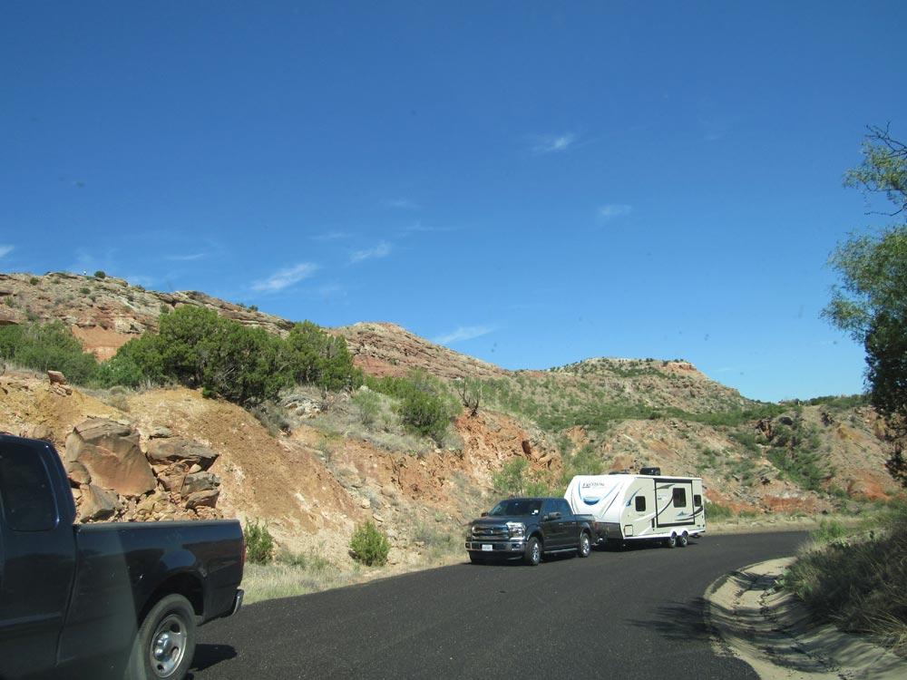 Palo Duro Canyon State Park |