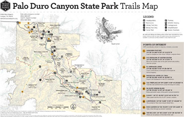 Palo Duro Canyon State Park | Tx State Parks Map on national parks in texas map, texas street map, tx beaches map, texas parks and wildlife map, tx capitol complex map, tx roads map, monahans sandhills state park map, tx weather map, tx county map, fairfield lake state park map, alaska parks map, blanco state park map, tx campgrounds map, mother neff state park map, tx wineries map, tyler state park map, tx rivers map, tx history map, fairfield tx map, tx lakes map,